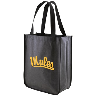 Picture of Matte Laminated Junior Tote Reusable Bag