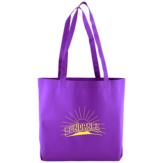 Picture of Basic Tote 600D Polyester with Bottom Gusset