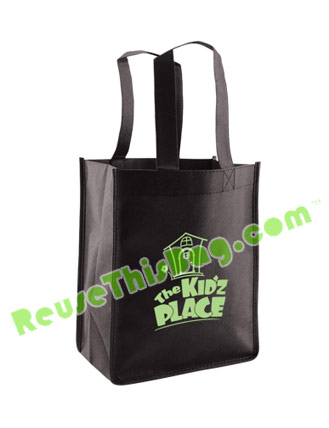 Picture of Reusable Tiny Tote with Handles
