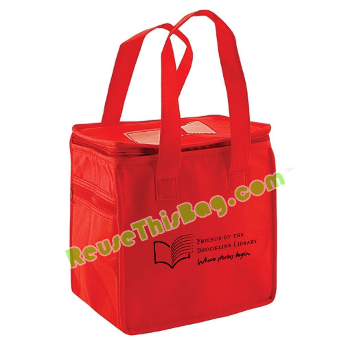 Custom Insulated Reusable Grocery Bags & Totes - Wholesale Bulk ...