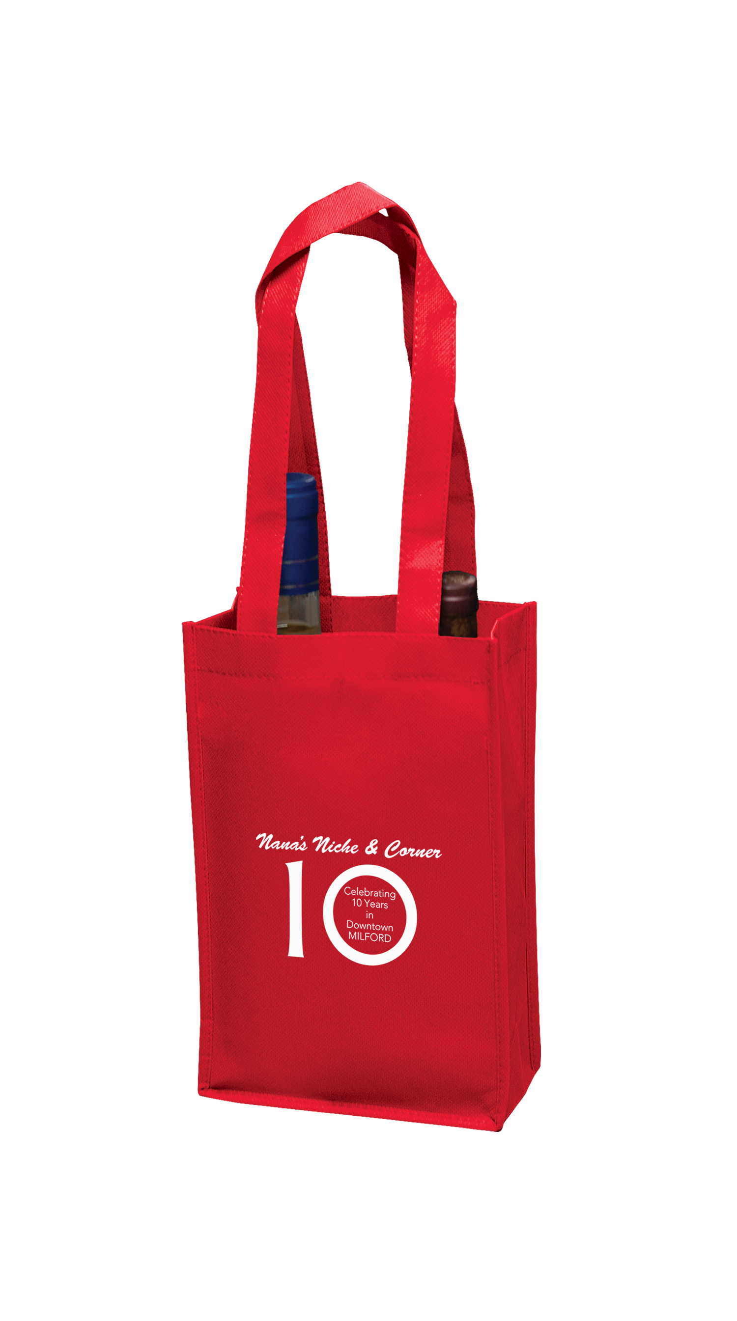 Custom Imprinted Reusable Grocery & Shopping Tote Bags - Awesome ...