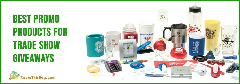 7 Best Promo Products For Trade Show