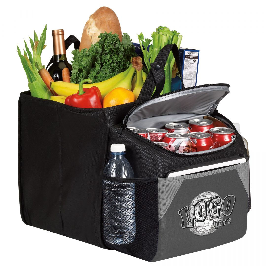 Picture of 12-Pack Cooler Plus Collapsible Cube