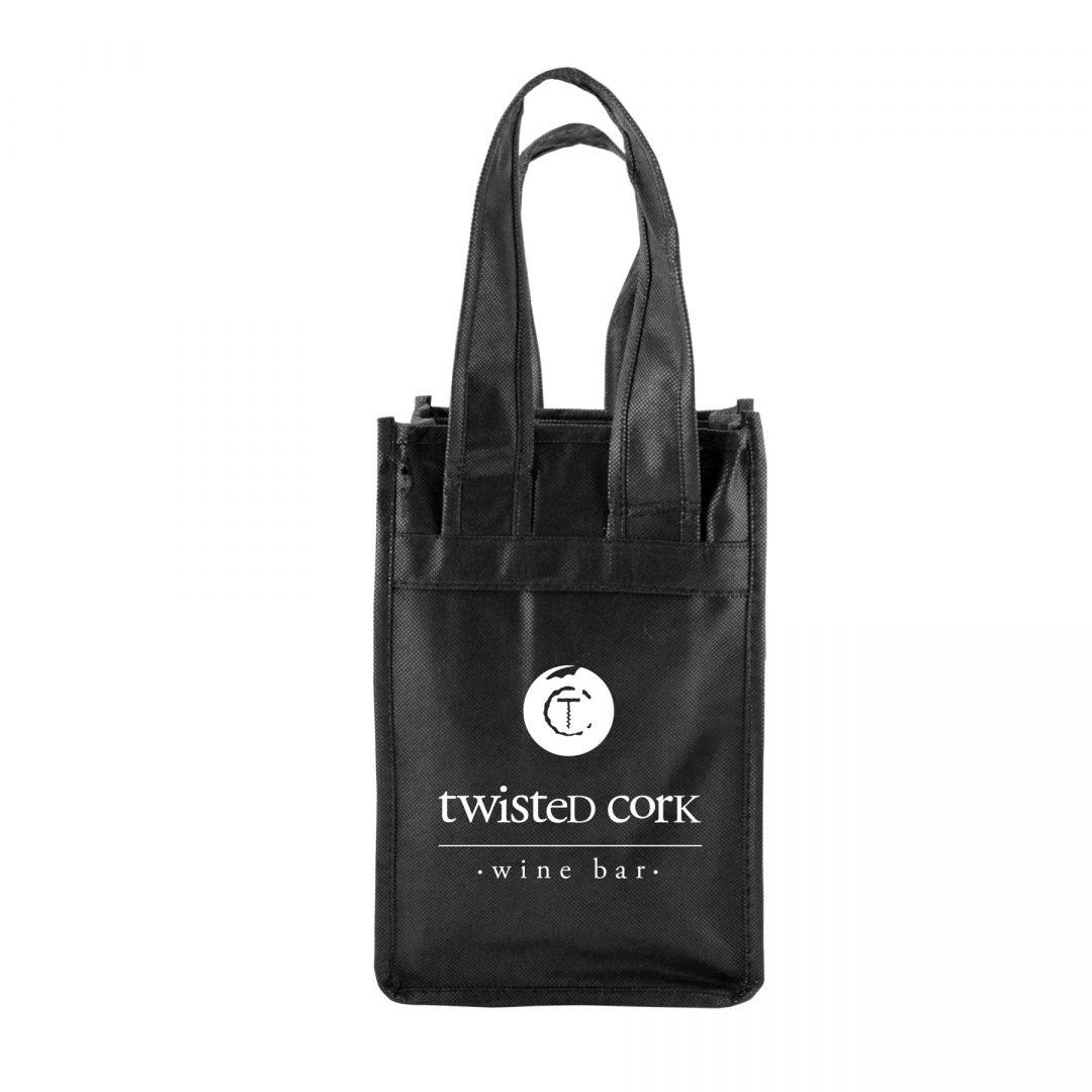 Picture of 2 Bottle Sundowner Wine Bag