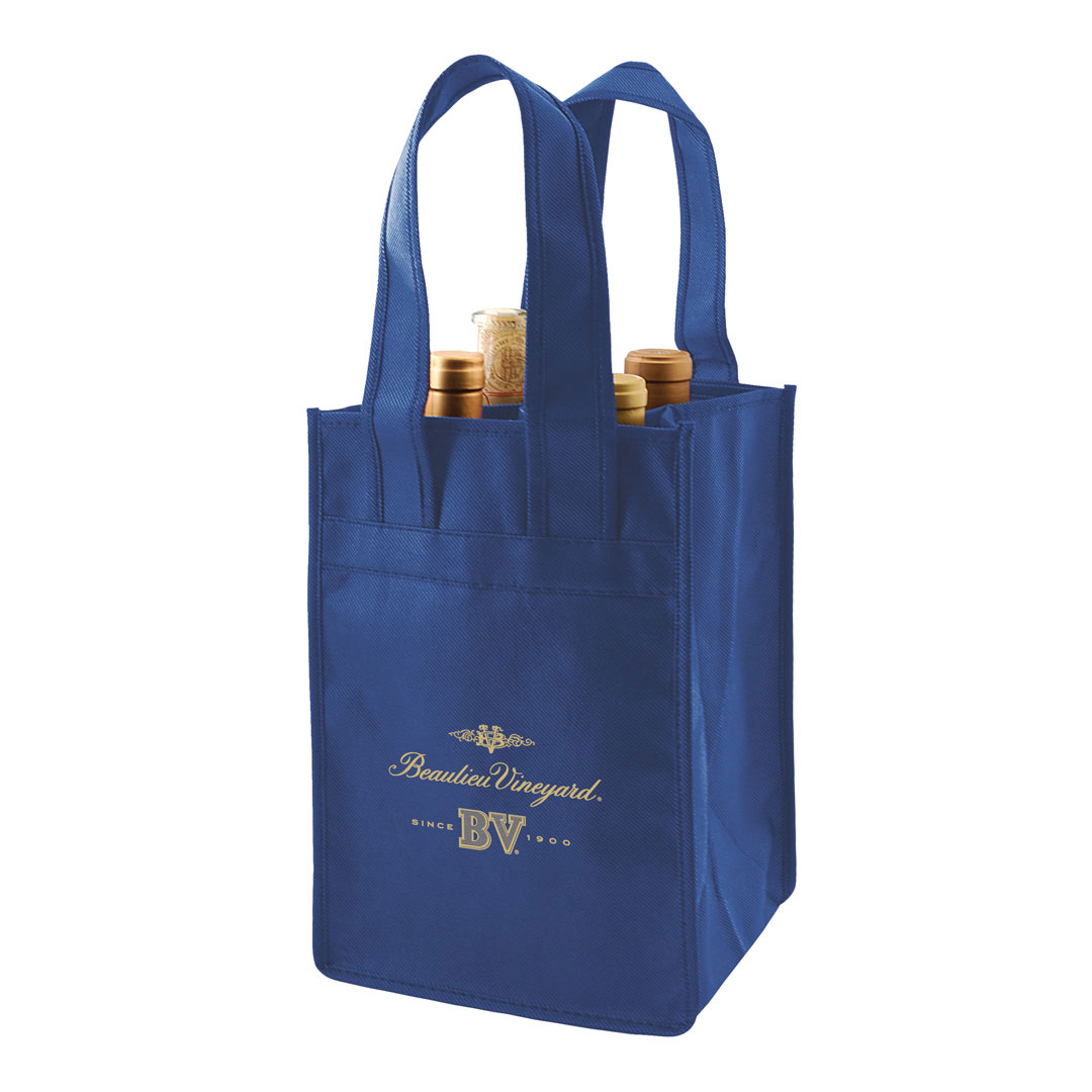 Picture of 4 Bottle Sundowner Tote