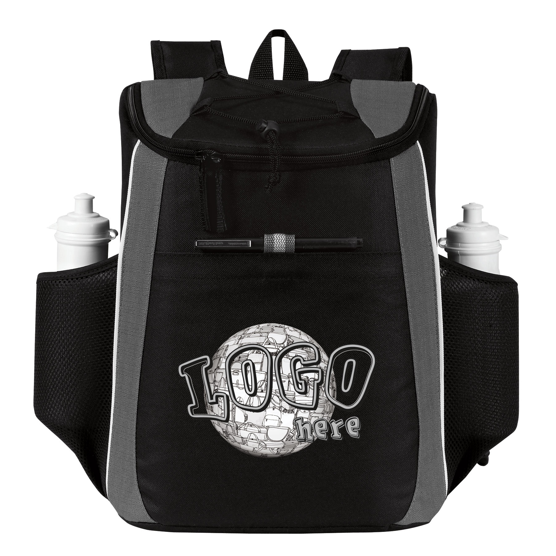 Picture of Accent 18 Cans Cooler Backpack