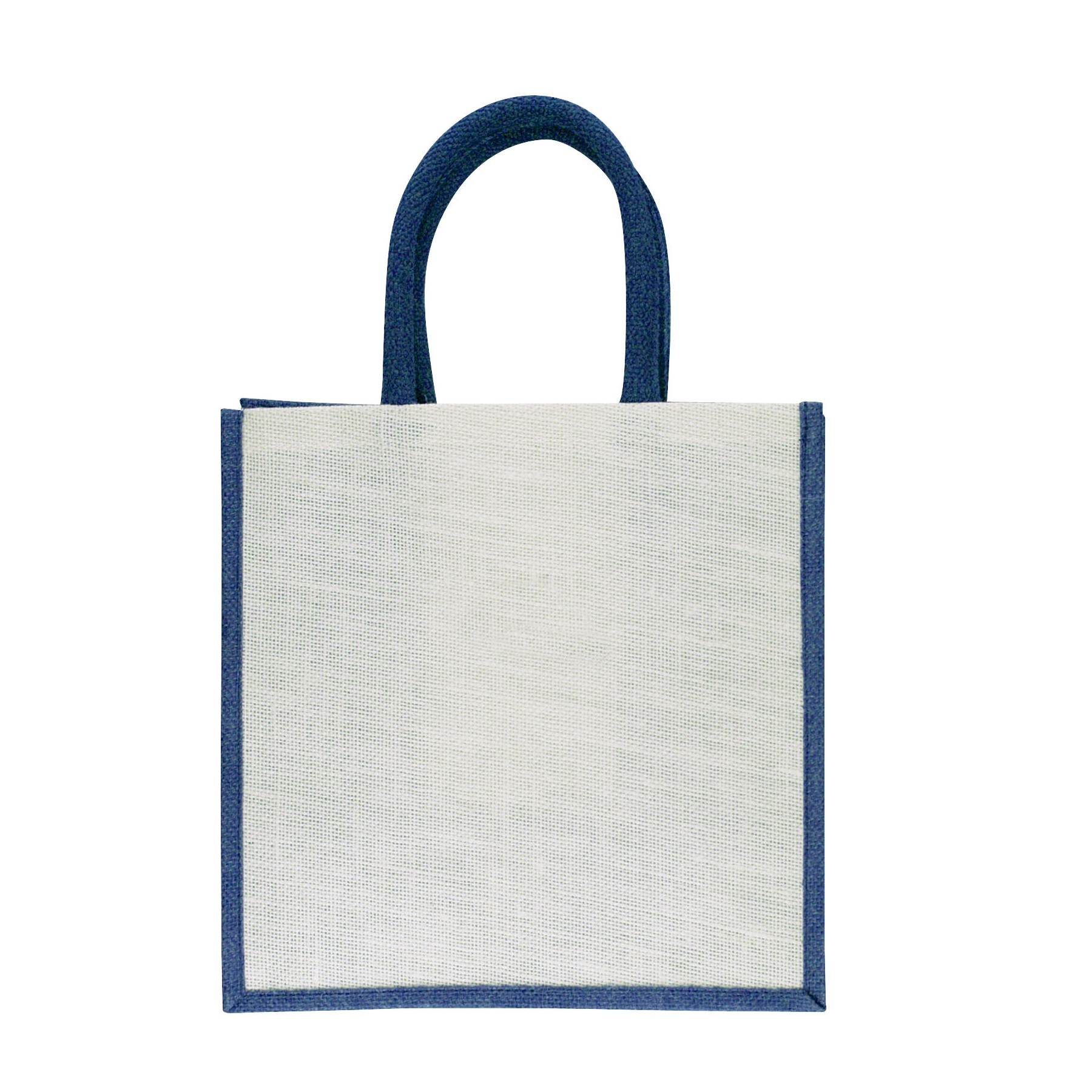 Picture of Accented Jute Tote Bag