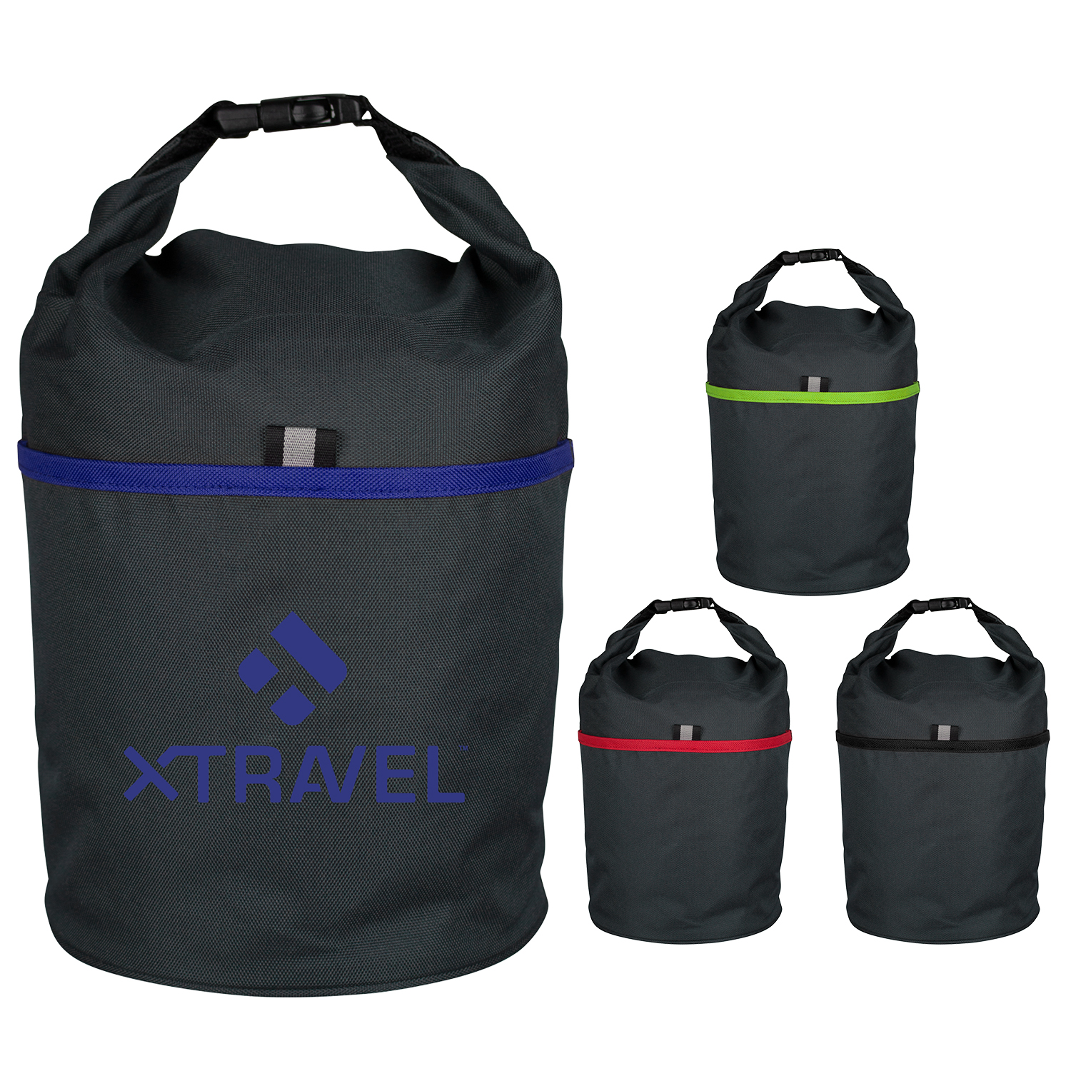 Picture of Adventure Lunch Bag with Exterior Pocket
