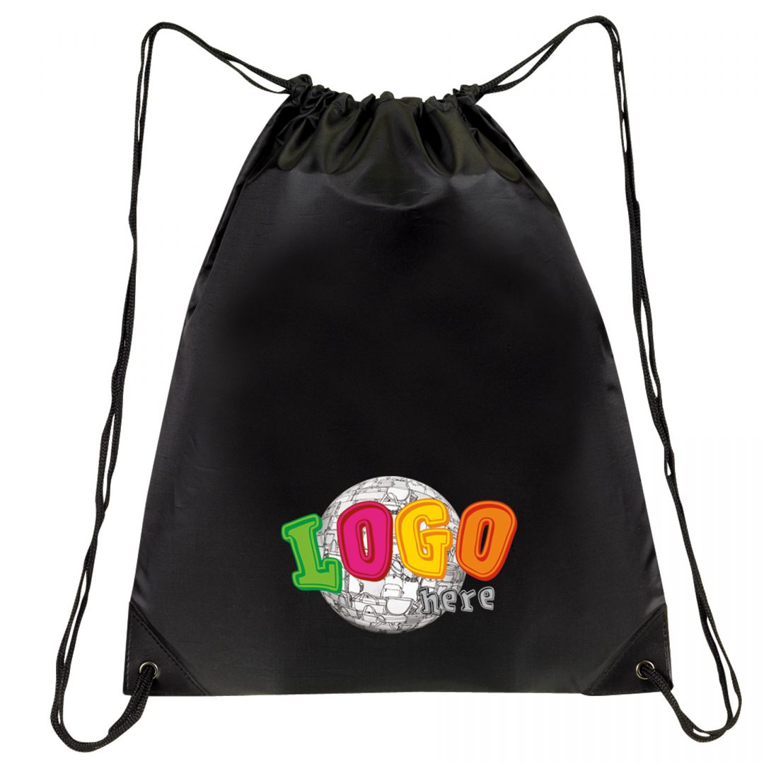 Picture of All Purpose Drawstring Tote III Bag