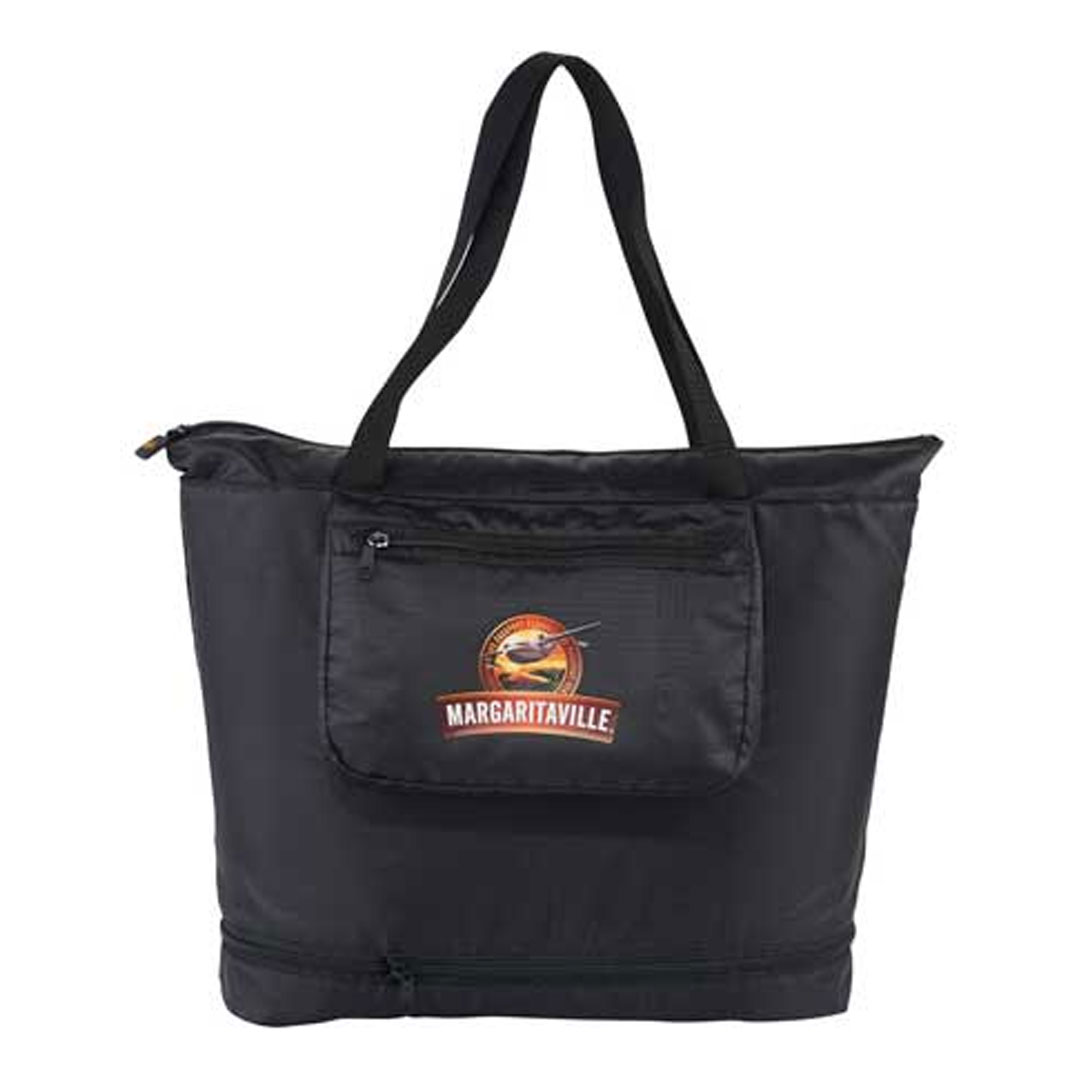 Picture of BRIGHTtravels Foldable Zippered Tote