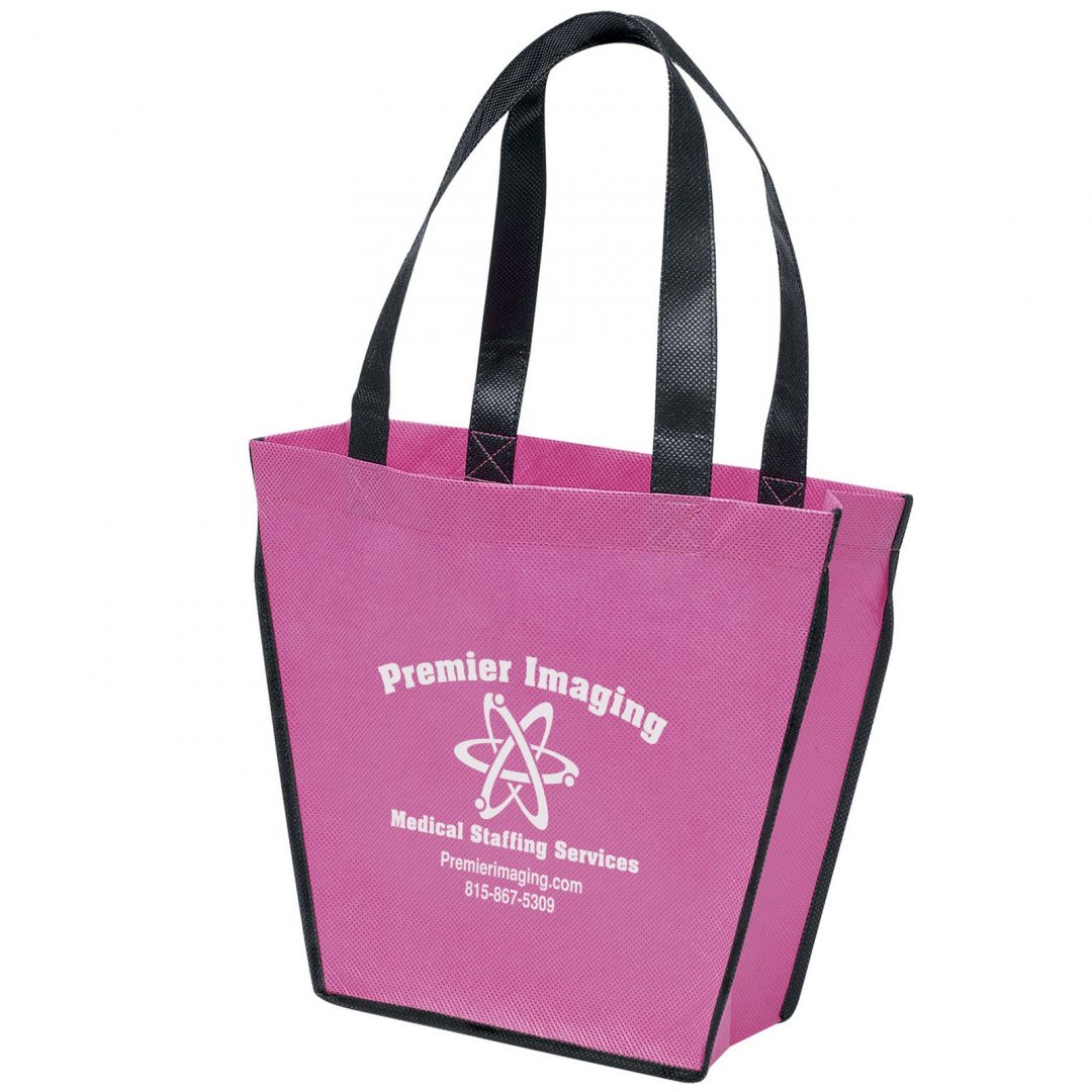 Picture of Boutique Shoppers Tote with Handles