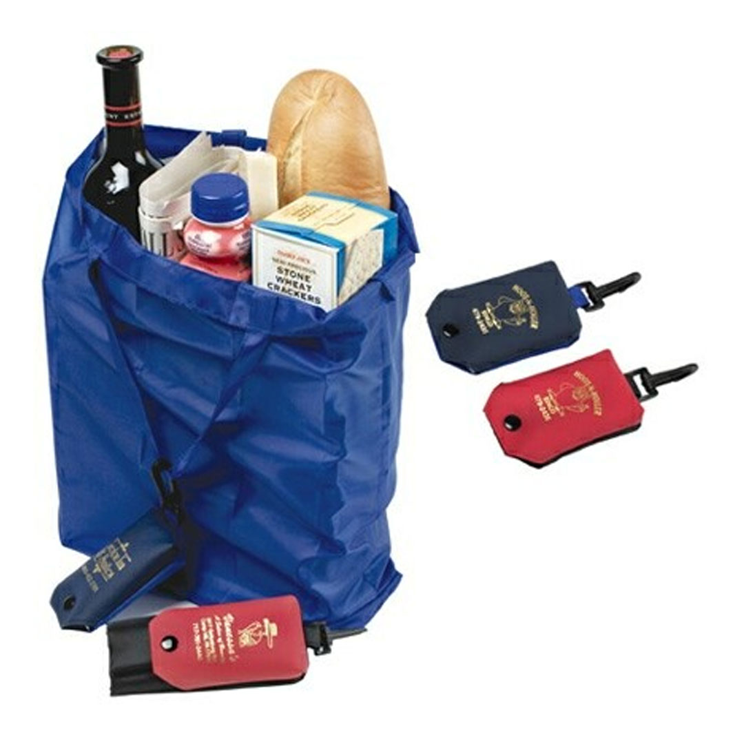 Picture of Clip N Go Shopper Bag with Snap Pouch