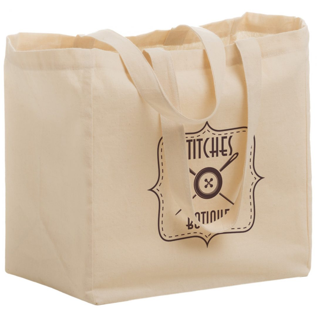 Picture of Cotton Canvas Reusable Grocery