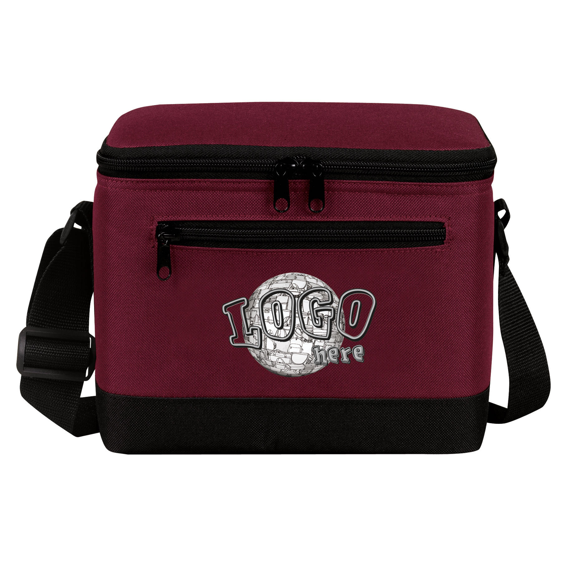 Picture of Deluxe 6 Pack Insulated Cooler