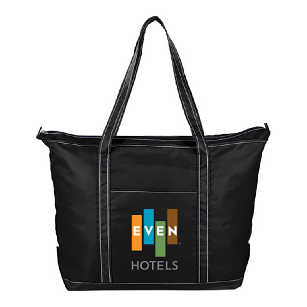 Picture of Everyday Nylon Zippered Tote