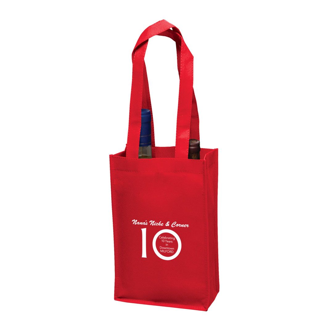 Picture of Great American 2 Bottle Wine Tote