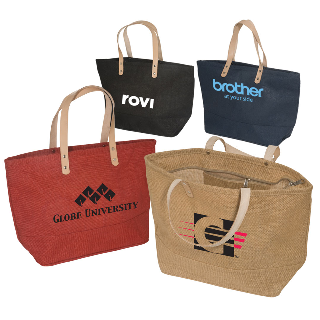 Picture of Hamptons Jute Tote Bag