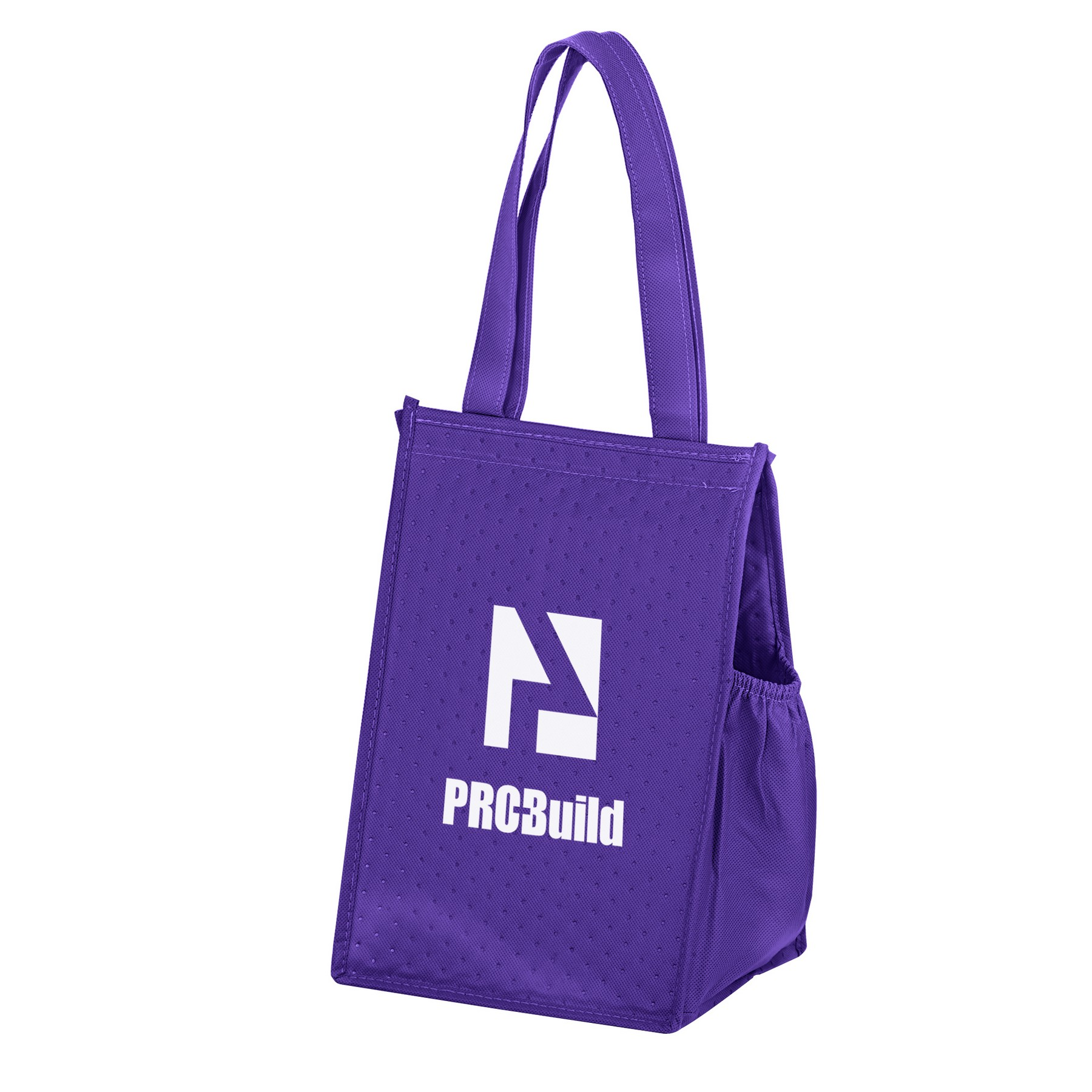 Picture of Insulated Non-Woven Lunch Bag