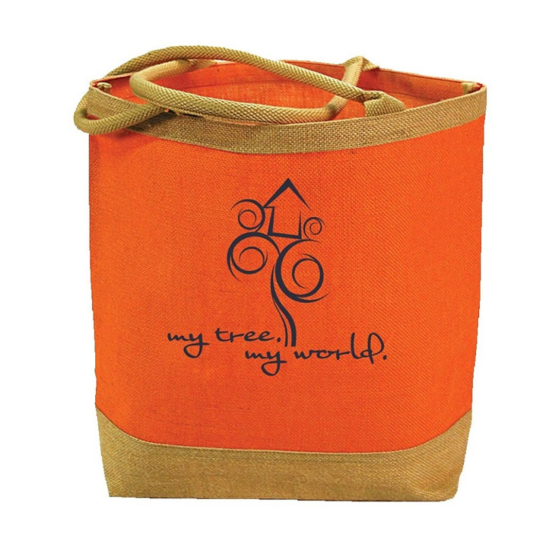 Picture of Jute Market Tote Bag