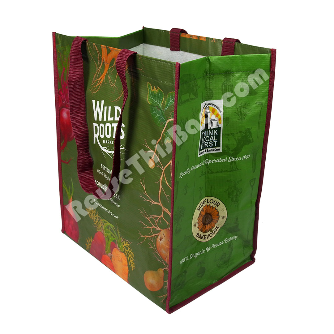 Picture of rPET Shopping Bag