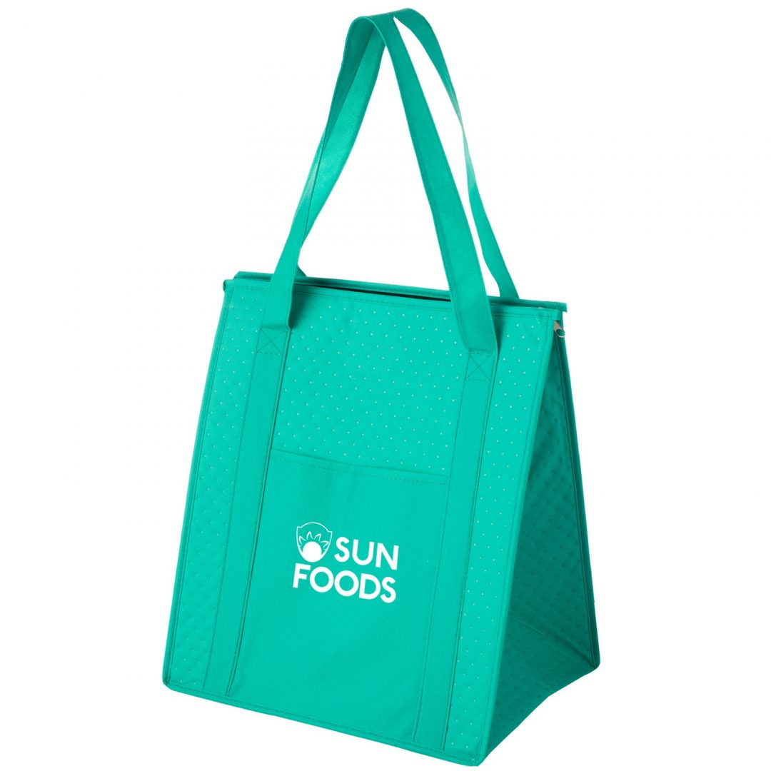Picture of Large Insulated Reusable Bag w/Insert