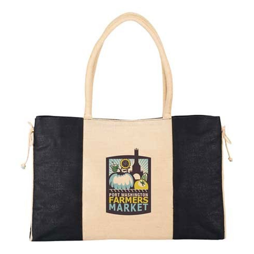 Picture of Large Resort Jute Tote