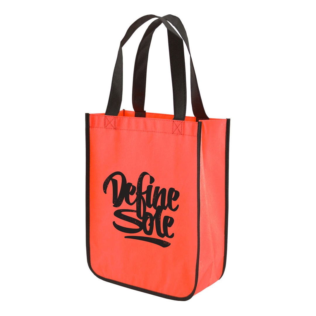 Picture of Matte Laminated Junior Reusable Tote