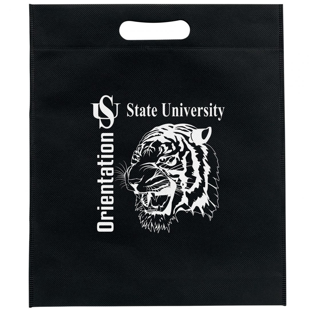 Picture of Non-Woven Die Cut Reusable Bag
