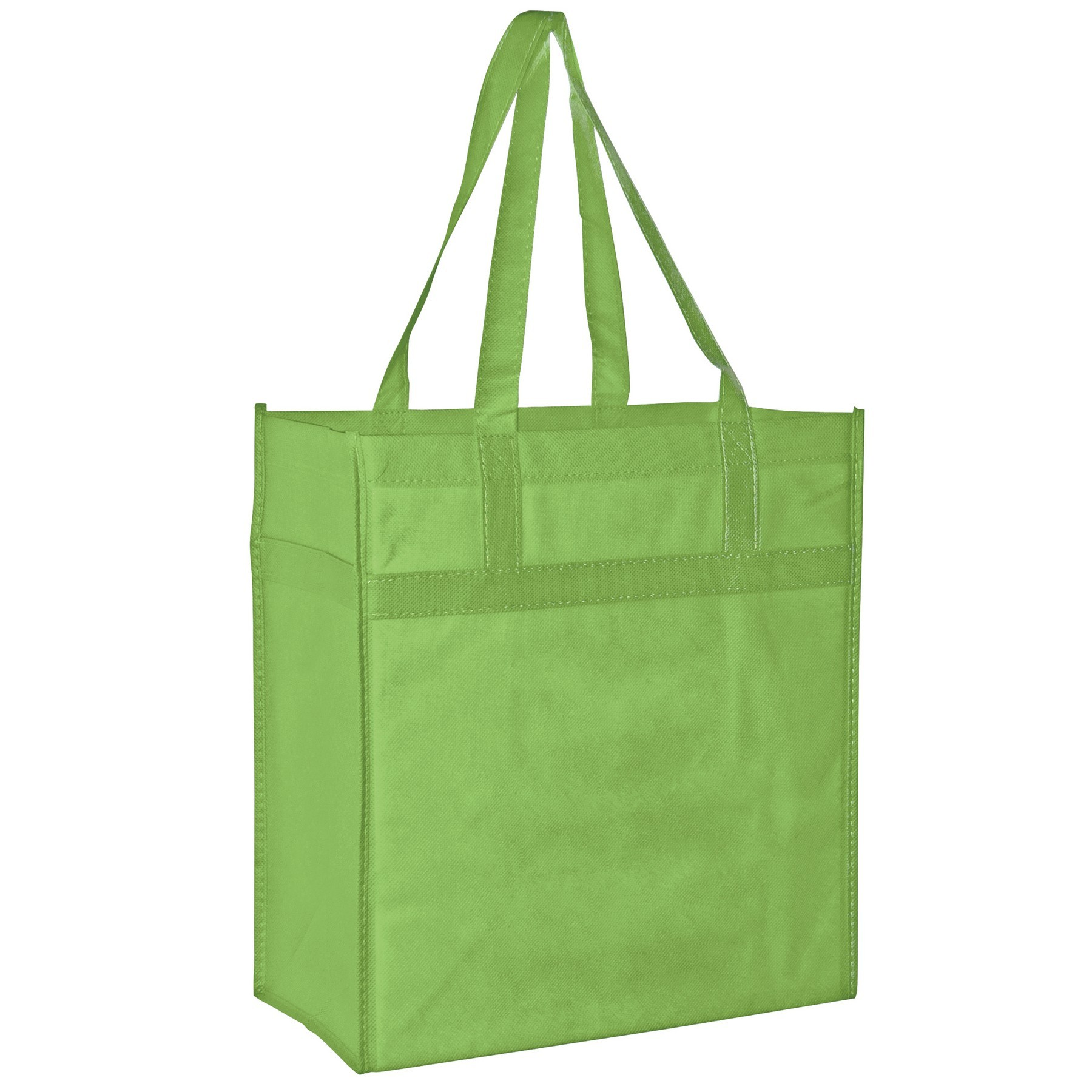 """Picture of Non-Woven """"Hurry Up"""" Grocery"""