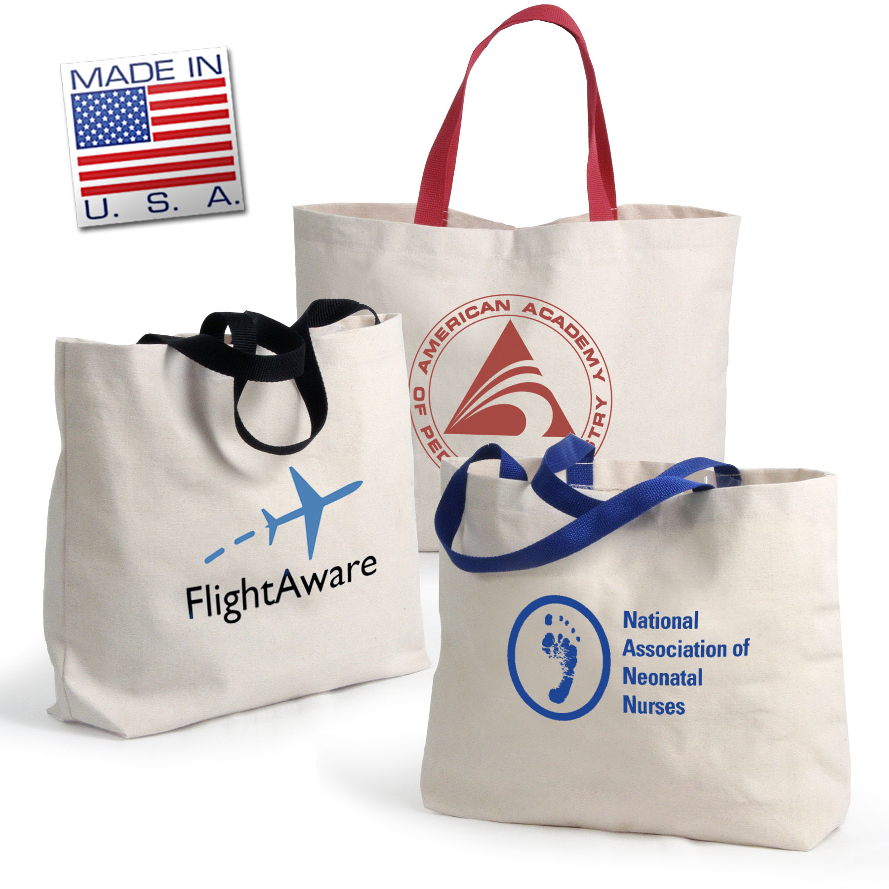 Picture of OneDayUSA Tote Bag w/ Handle