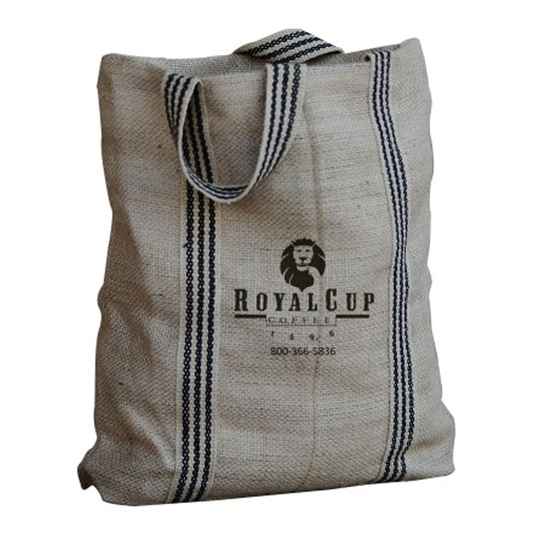 Picture of Raw/Non-Coated Menali Jute Tote