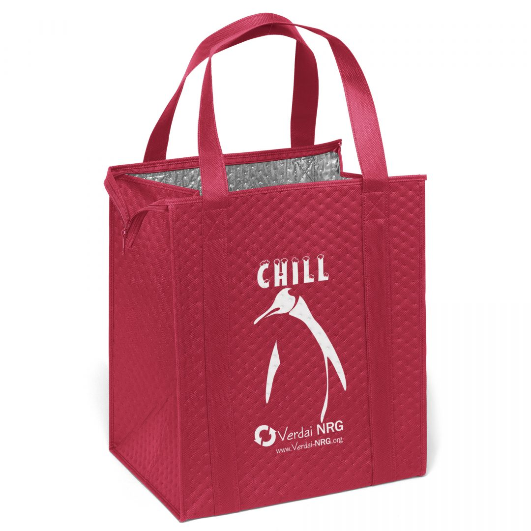 Picture of Therm-O-Tote with Zipper Closure