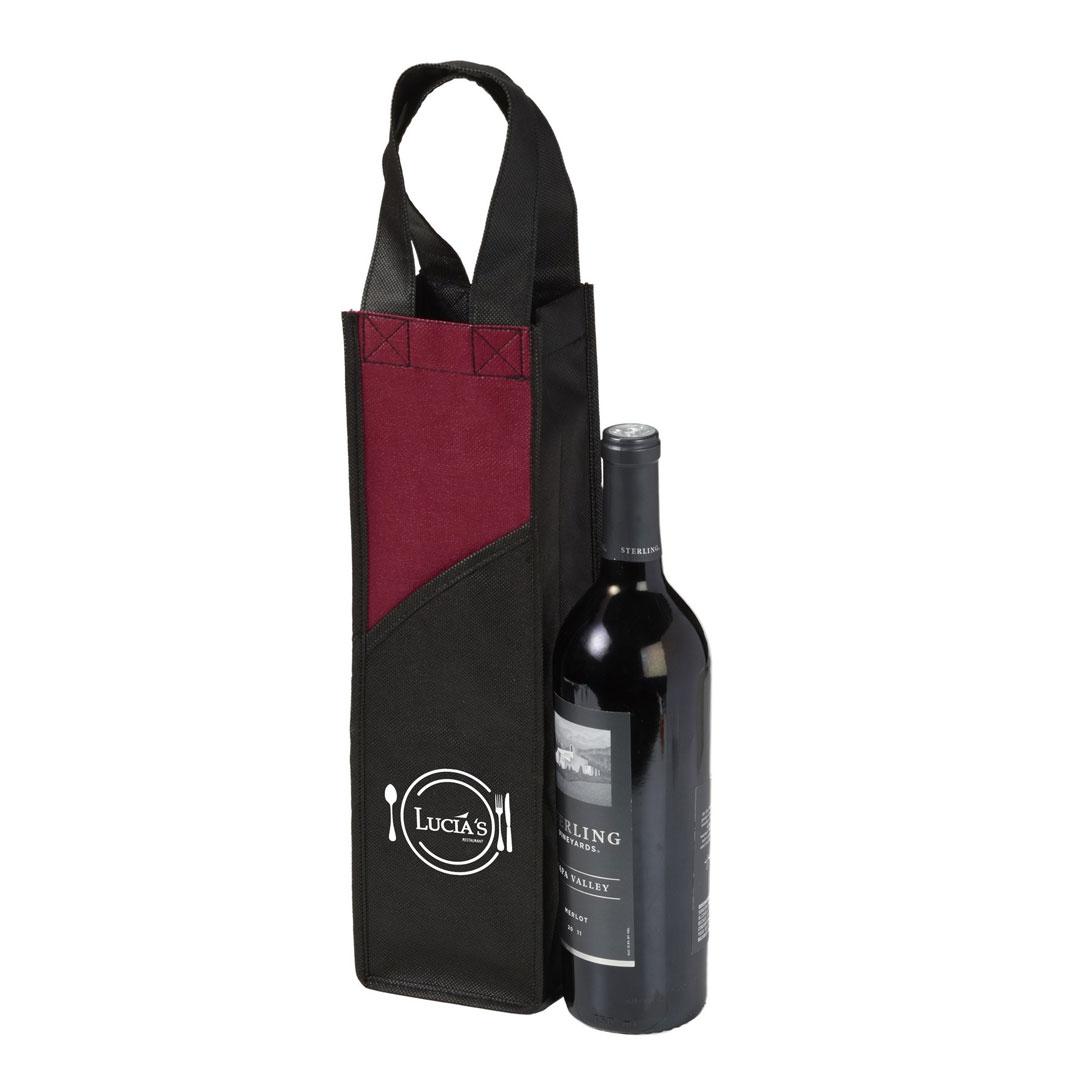 Picture of Sedona Non-Woven Wine Tote