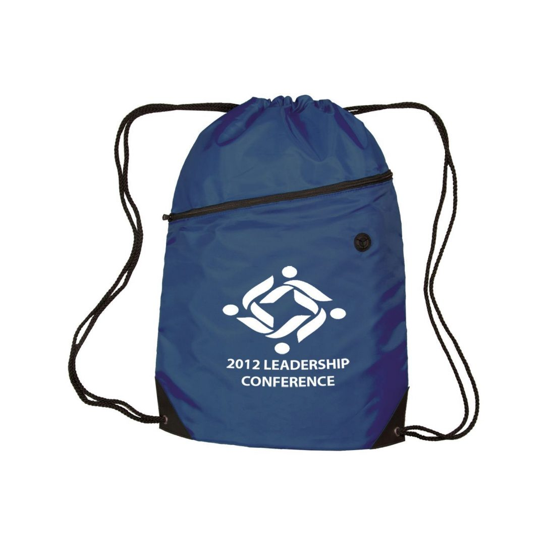 Picture of Zippered Sling Bag w/Grommet