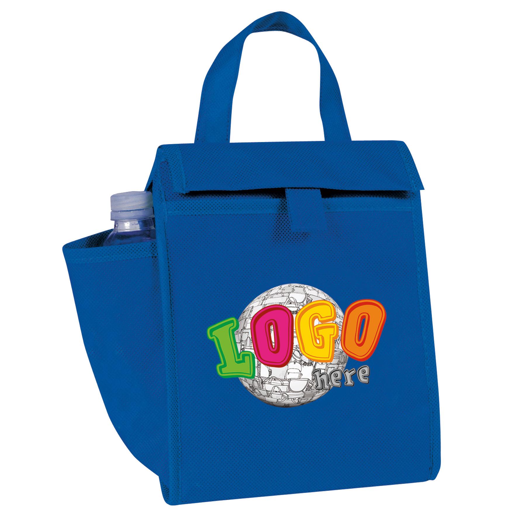 Picture of eGreen Lunch Bag w/ Bottle Pocket